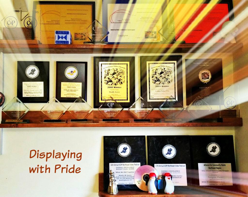 Award winning community TV station